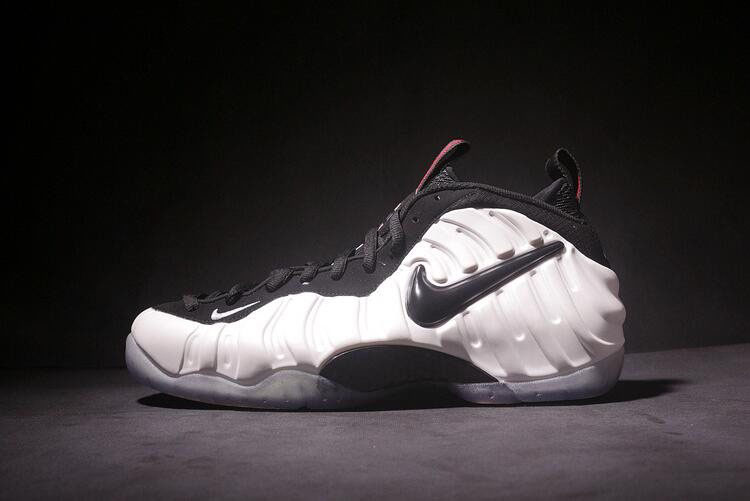 Nike Air Foamposite Pro He Got Game Pearl White/Black-True Red 624041-100