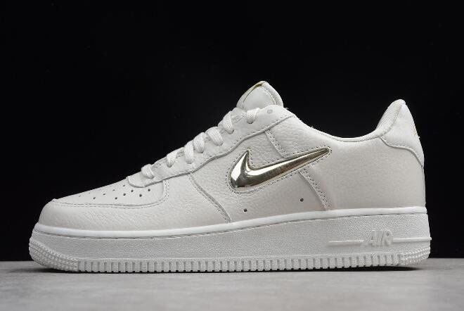 Nike Air Force 1 '07 Premium LX Phantom/Metallic Gold Star-Summit White AO3814-001