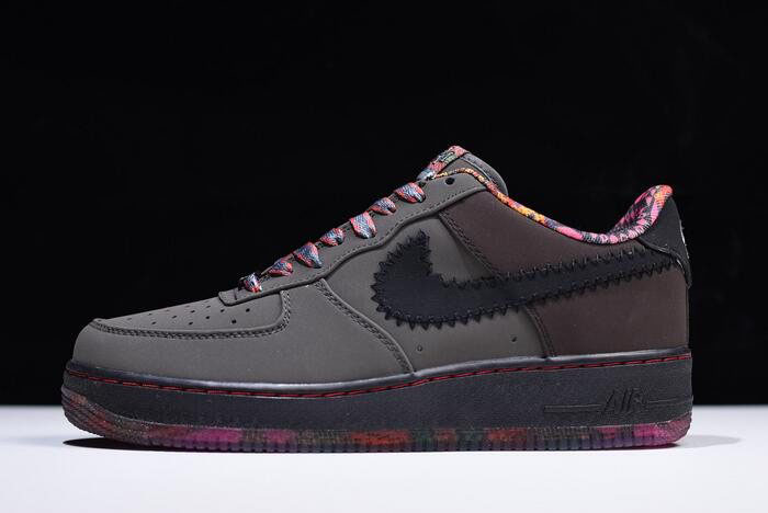 Nike Air Force 1 Low Premium Black History Month Midnight Fog/Black 453419-090